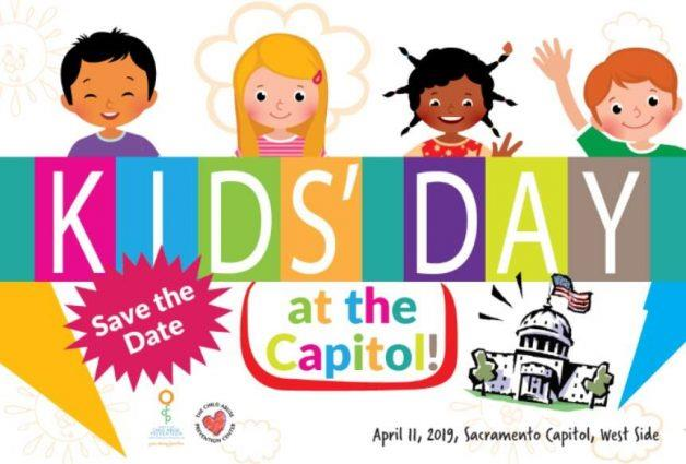 Kids' Day at the Capitol