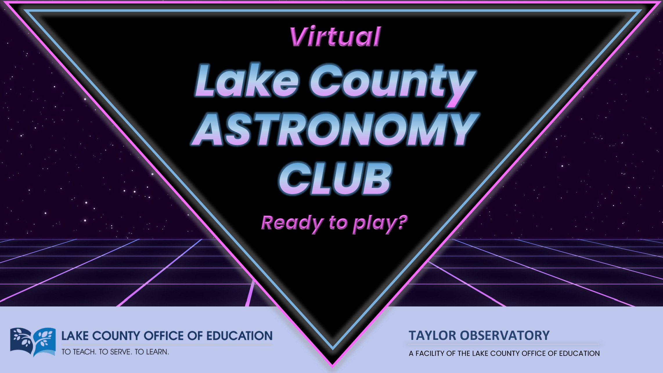 Astronomy Club Graphic