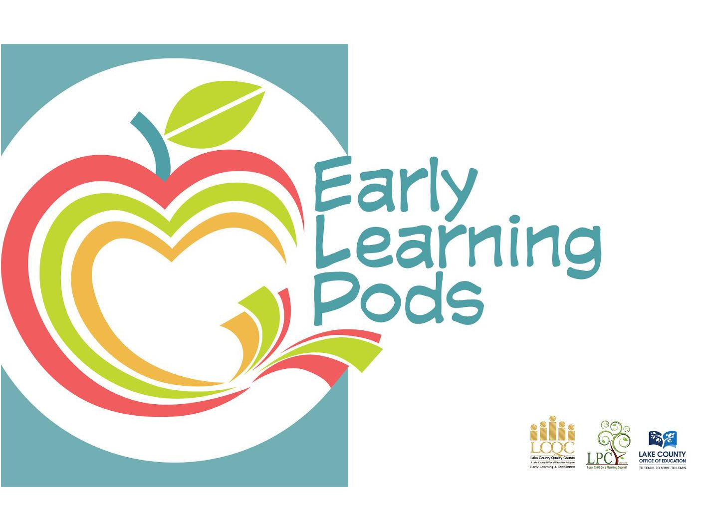 Early Learning Pods Graphic